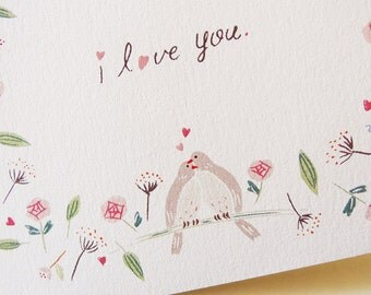 I Love You Card (Set of 2)