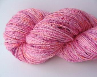 Sock Yarn, Hand Dyed Yarn, Superwash Merino