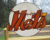 Stained Glass Mets Plaque