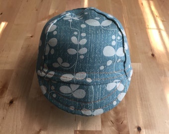 Toddler sized cycling cap