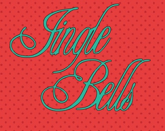 SVG jingle bells offset