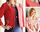 The London Jacket Pattern free shipping