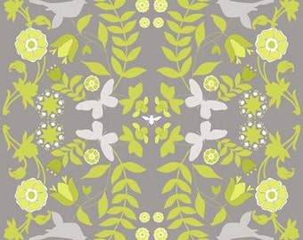 Impressions 1 & 1/2 Yard Remnant TY08 Chartreuse