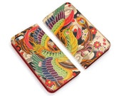 Leather iPhone 6 case, iPhone 6s Case, iPhone 6s Plus Case - Japanese Phoenix Tattoo   (Exclusive Range)