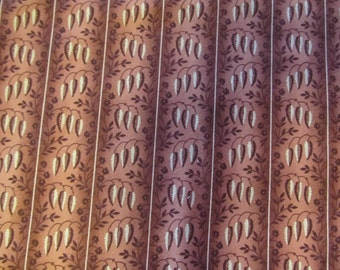 Free Shipping! Civil War Reproduction Fabric, Sara Morgan for Blue Hill. 1/2 Yard. 16199