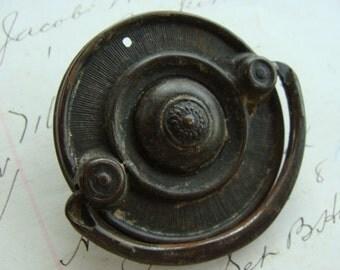 Antique Vintage Salvaged Metal Pull