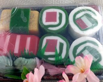Sushi Soap Sampler, Large Set 3