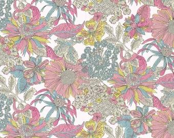 Liberty Tana Lawn Fabric Classics Angelica Garla D Half Yard