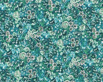 Liberty Tana Lawn Fabric Fat Quarter Chive B