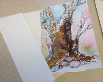 Earth Day Series / Card #3