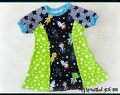 In a Galaxy Far Far Away Roxy Dress, Size 3/4 - Instock