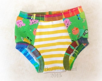 Peppa & Friends Kids Undies - You choose the Size - FINAL PAIR in this Print