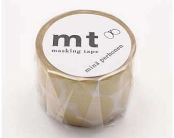 mt - mina perhonen - soda water - gold - washi masking tape