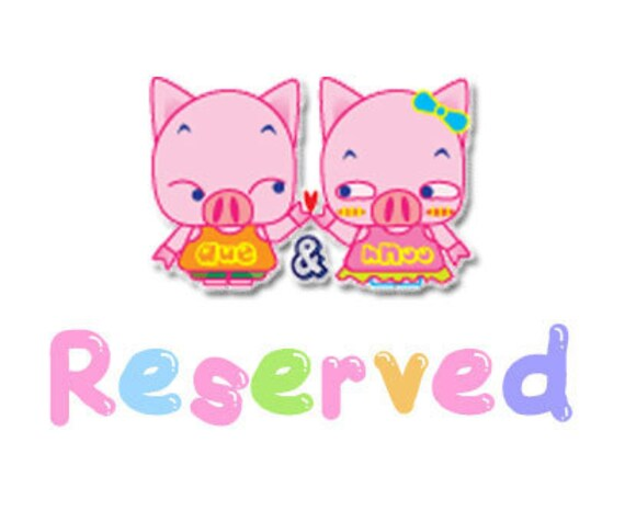 reserved to TheFabledFawn