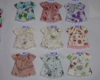 Top for Blythe / Azone Pure Neemo S / M
