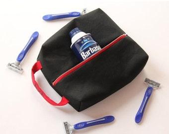 Monogram Upgrade for Mens Shaving Kit, Dopp Kit, Travel Case - Add on Listing, Do Not Purchase Alone