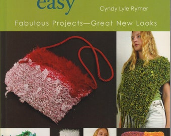 Fast, Fun & Easy Fabric Knitting: Fabulous Projects-Great New Looks
