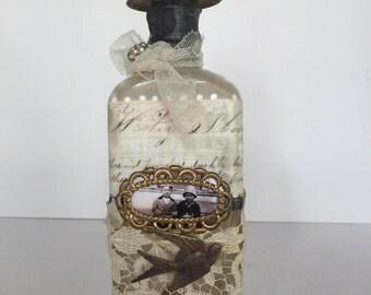 Art Bottle - 'Children's Spring'