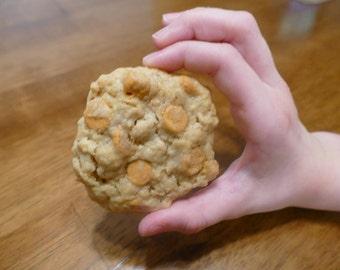 oatmeal butterscotch chip cookies
