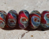 CHANTILLY Artisan boro beads by JRG