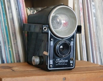 1940's Falcon Abbey-Electricamera Camera with Bulb