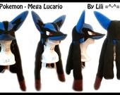 Pokemon Hat - Mega Lucario
