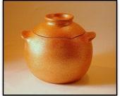 Clay Cooking Pot, 2.5 quarts