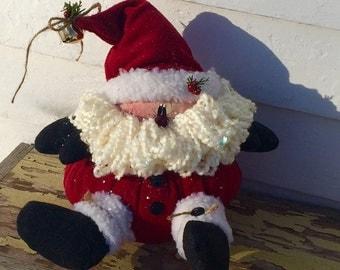 Rolly Polly Santa