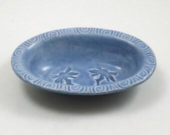 SOAP DISH FAIRIES Ceramic Pottery