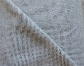 Wool Fabric - Grey with Black Seed - 100% Wool - Perfect for Rug Hooking, Quilting, Applique