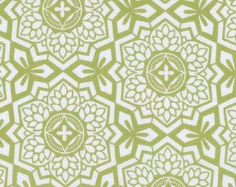 Rowan Fabrics Joel Dewberry PWJD087 Botanique - Mosaic Bloom - Asparagus BTY
