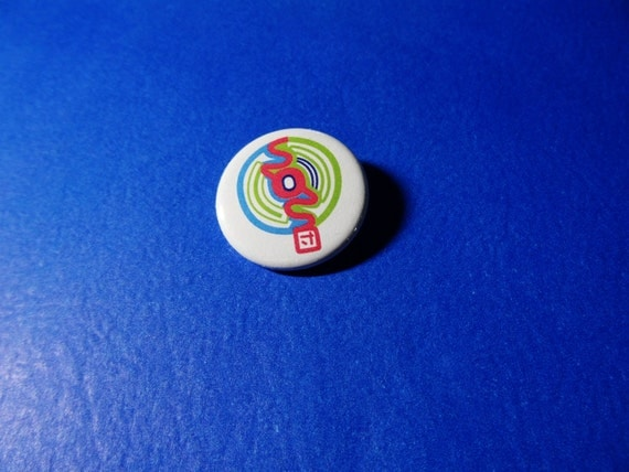 SOS Brigade from The Melancholy of Haruhi Suzumiya Pinback Button (or Magnet)