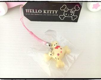 Kitty phone strap charm japan rare item
