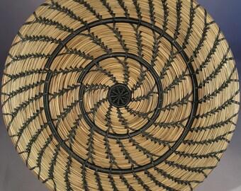 Canary Island Star Pine Needle Basket- Winner