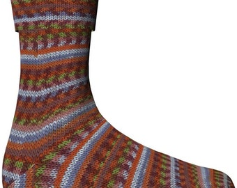 Comfort Sock Yarn Winterrauschen, 100g/459yd, 1215b-07
