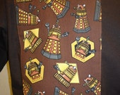 Doctor Who Shirt Dalek  Panel Shirt  choose small to 3X