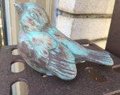 Vintage Design Ceramic Sparrow Bird