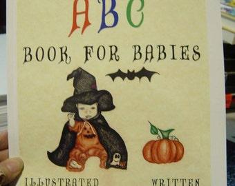 A Wiccan ABC Book for Babies