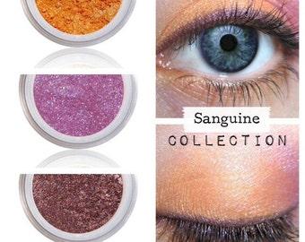 Eyeshadow Kit - Spring Eye - Mineral Makeup Eyeshadow - Eye Shadow Kits Palettes - Natural MAC Cosmetics - Eye Makeup Sets - Vegan