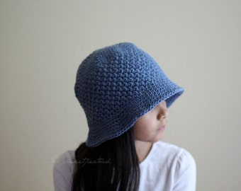 Sun Hat, Cotton Hat, Sun Cotton Hat, Summer Hat