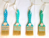Beach Brush - Sandy Toes and Salty Kisses - Reserved