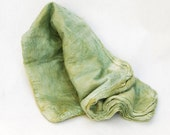 Mawatas Silk Hankies Medium Green - 15 grams