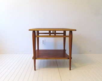 Lane Acclaim Side Table Mid Century
