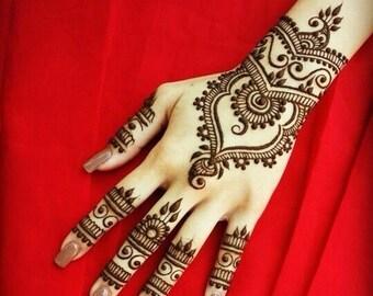Henna Tattoos! ALLYMADEs Henna artist Heather Wortley,   Register today to book your spot!!