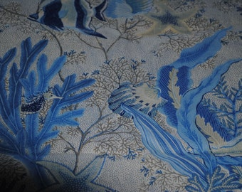 """100% Cotton Floral Broadcloth 44""""x55"""""""