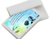 Montessori Quote Greeting Card for Teacher, Educator, Parent, Homeschooler, Class and School