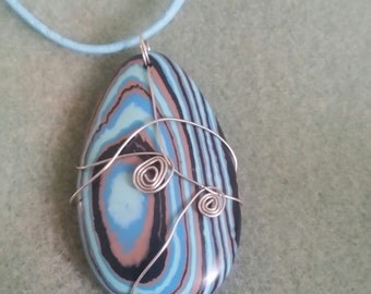 Beautiful Jasper Pendant