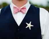 Starfish Boutonniere Beach Weddings, Destination Weddings, Groom Boutonniere, Best Man, Groomsmen