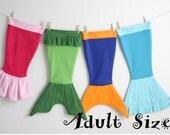 Adult Sizes MERMAID TAILS Blanket Sewing Pattern Merman Cocoon PDF #305