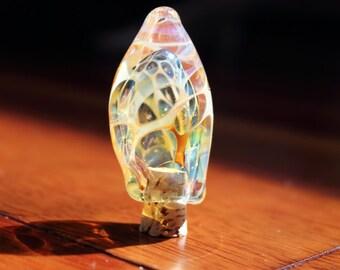 Mini mini Stash Bottle - A dab of honey